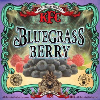 Alchemist KFC / Bluegrass Berry(ややマッタリめのBlueberry系の香りと、何か穏やかな下草のような香り)