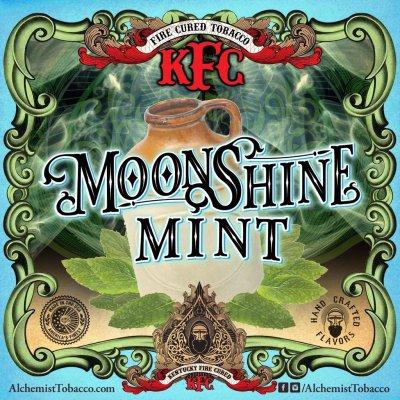 Alchemist KFC / MoonShine Mint(クセの無いダークリーフの香りがシッカリと感じられる、シャープなMint系)