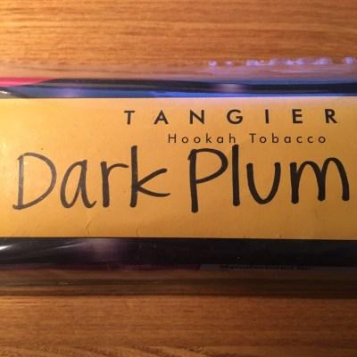 Tangiers Noir / Dark Plum(アメリカの会社っぽいダークチェリーの香り)