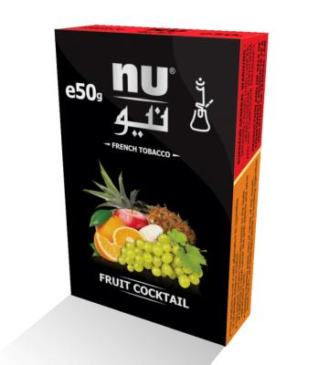 Nu Hookah / Fruit Cocktail(メインはOrange系で、後味にPineapple系が少々)