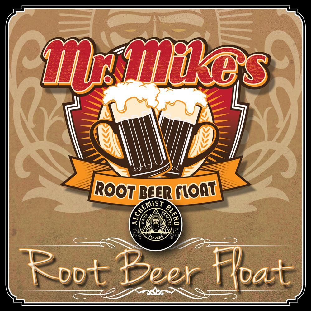 Alchemist Blend Stout / Mr.Mike's Root Beer Float(ややサッパリめのルートビアの香り、開封直後は序盤の煙の質に問題がある)