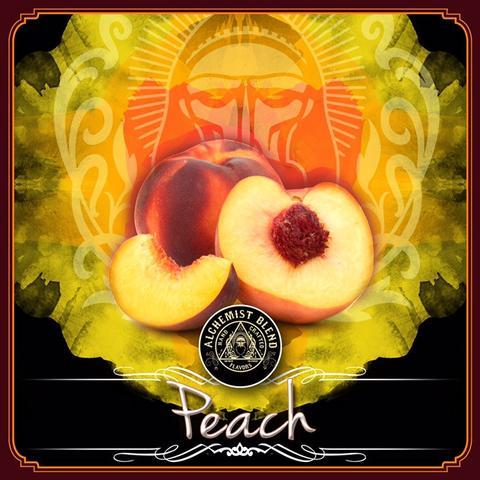 Alchemist Blend Straight / Peach(露骨なケミカルさやクドさが無いのに香りの輪郭がハッキリしている、美味しい)