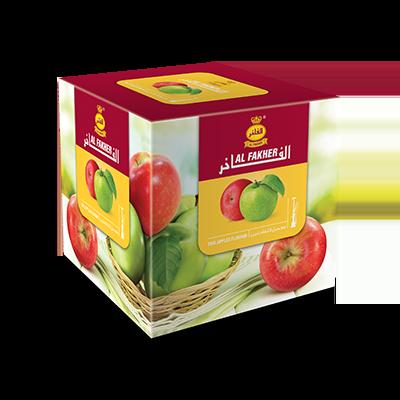 Al Fakher / Two Apple with Mint(AFのTwo Apple:AFのMint=2:1ぐらいで混ぜた香り)