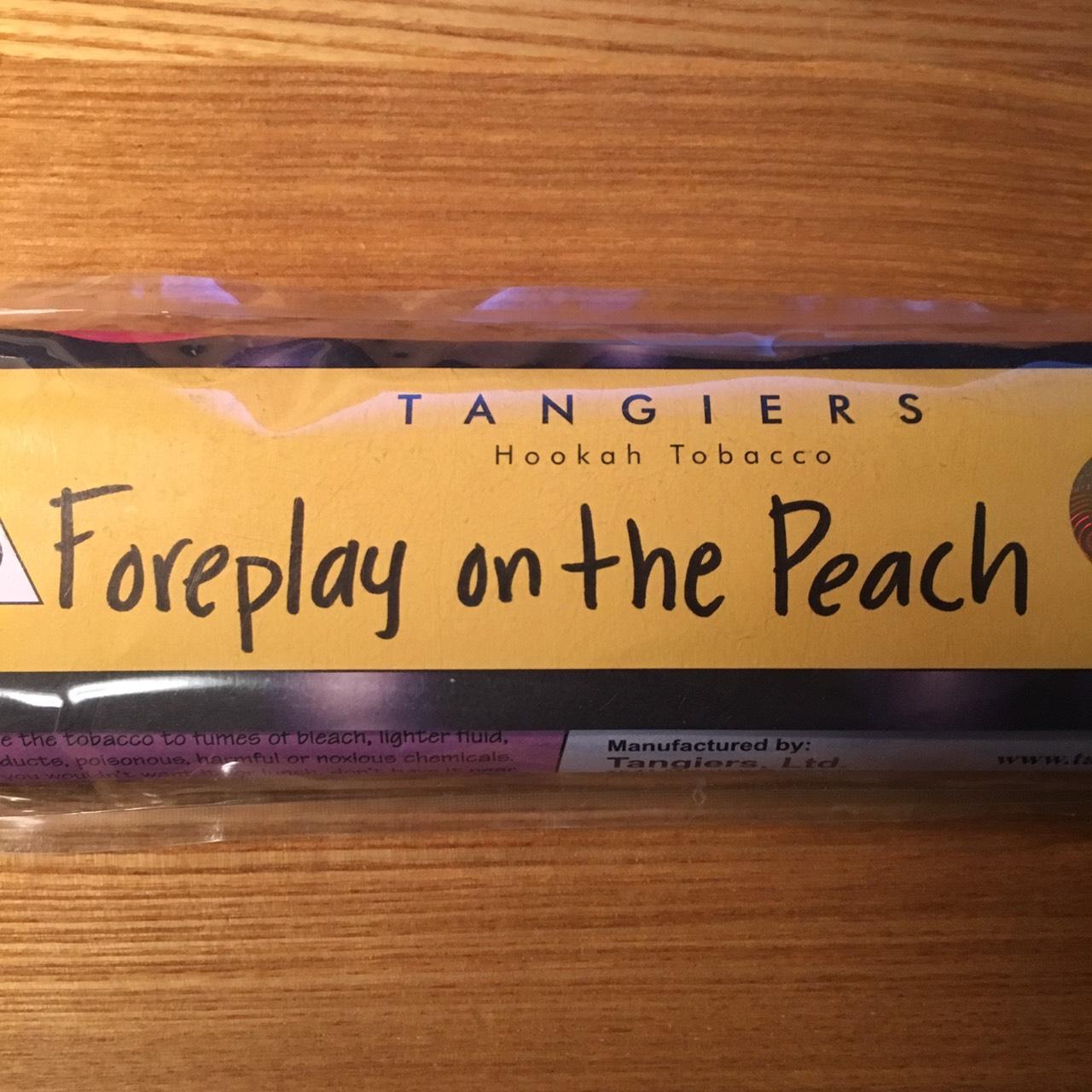 Tangiers Noir / Foreplay on the Peach(無難に良く出来たPeach系を、Apricot系に似た香りで微かにアクセント付けした感じ)