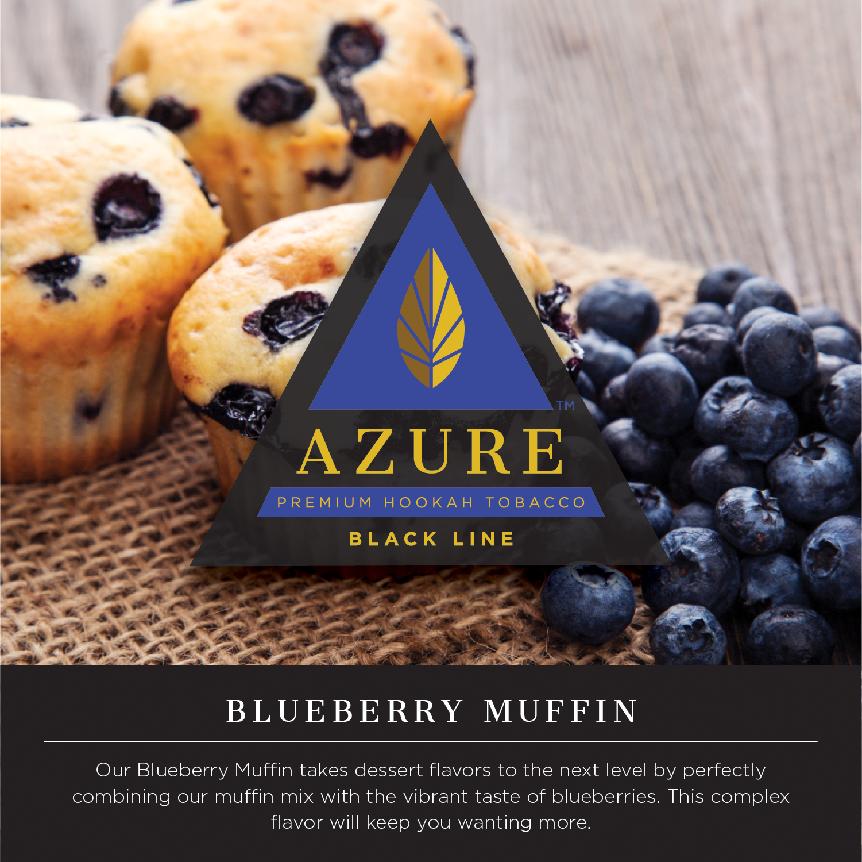Azure Black / Blueberry Muffin(火の調節や作り方に少しコツがあるが、焼き菓子っぽい香りが強く、香り自体の出来は非常に良い)
