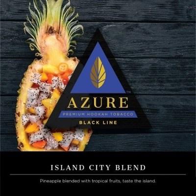 Azure Black / Island City Blend(ややマッタリめのPineapple系)