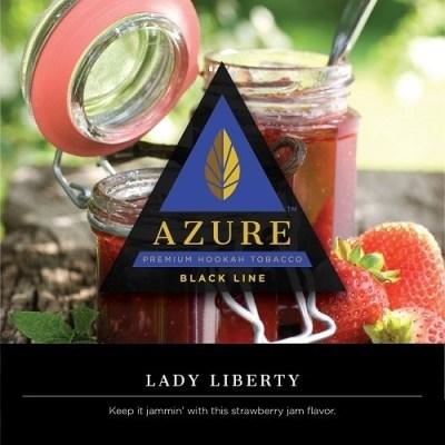 Azure Black / Lady Liberty(Cream系に似たテイストが特徴のStrawberry系、AF GoldenのStrawberryと似ている)