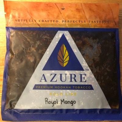 Azure Gold / Royal Mango(国産マンゴーのような香りで再現度が高く、他社のMango系には珍しい出来)