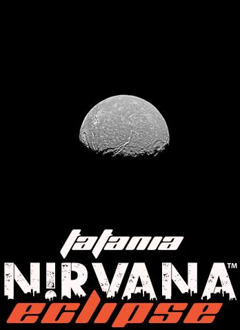 Nirvana Eclipse / Tatania(熟す手前の爽やかな洋ナシの香りと、穏やかな甘さのPeach系のMix)