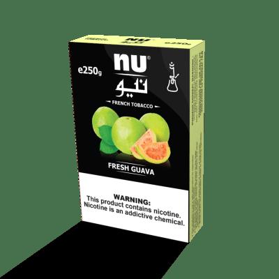 Nu Hookah / Fresh Guava(強めの酸味が特徴的な、他社には珍しいタイプのGuava系)