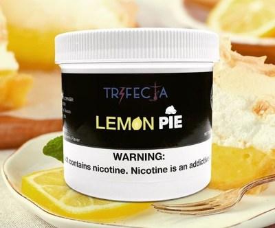 Trifecta Dark / Lemon Pie(ライム入りのレアチーズケーキ、あるいはムースのような香り)