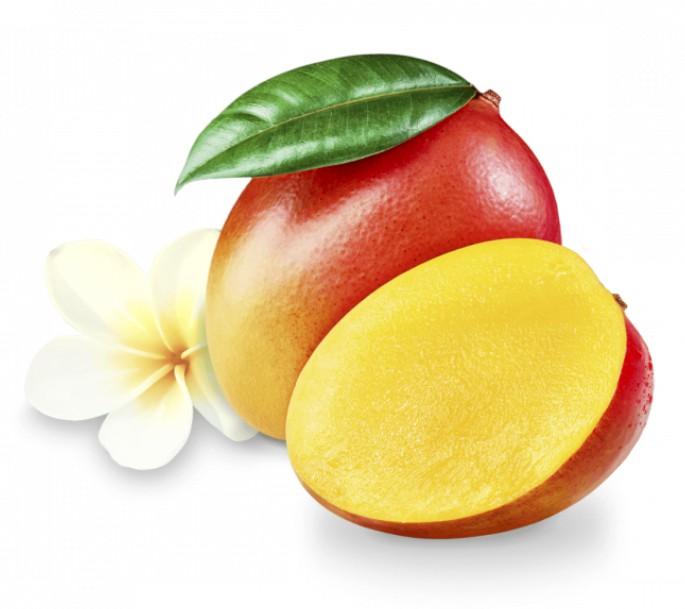 Fumari / Aloha Mango(ごく微かだがCream系っぽいテイストがあるのが特徴、やや珍しい仕上がりのMango系)