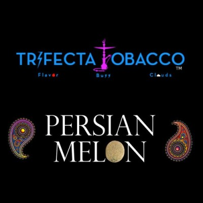 Trifecta Blonde / Persian Melon(Melon系としてはアッサリした甘さで、微かな渋みがあるのが特徴)