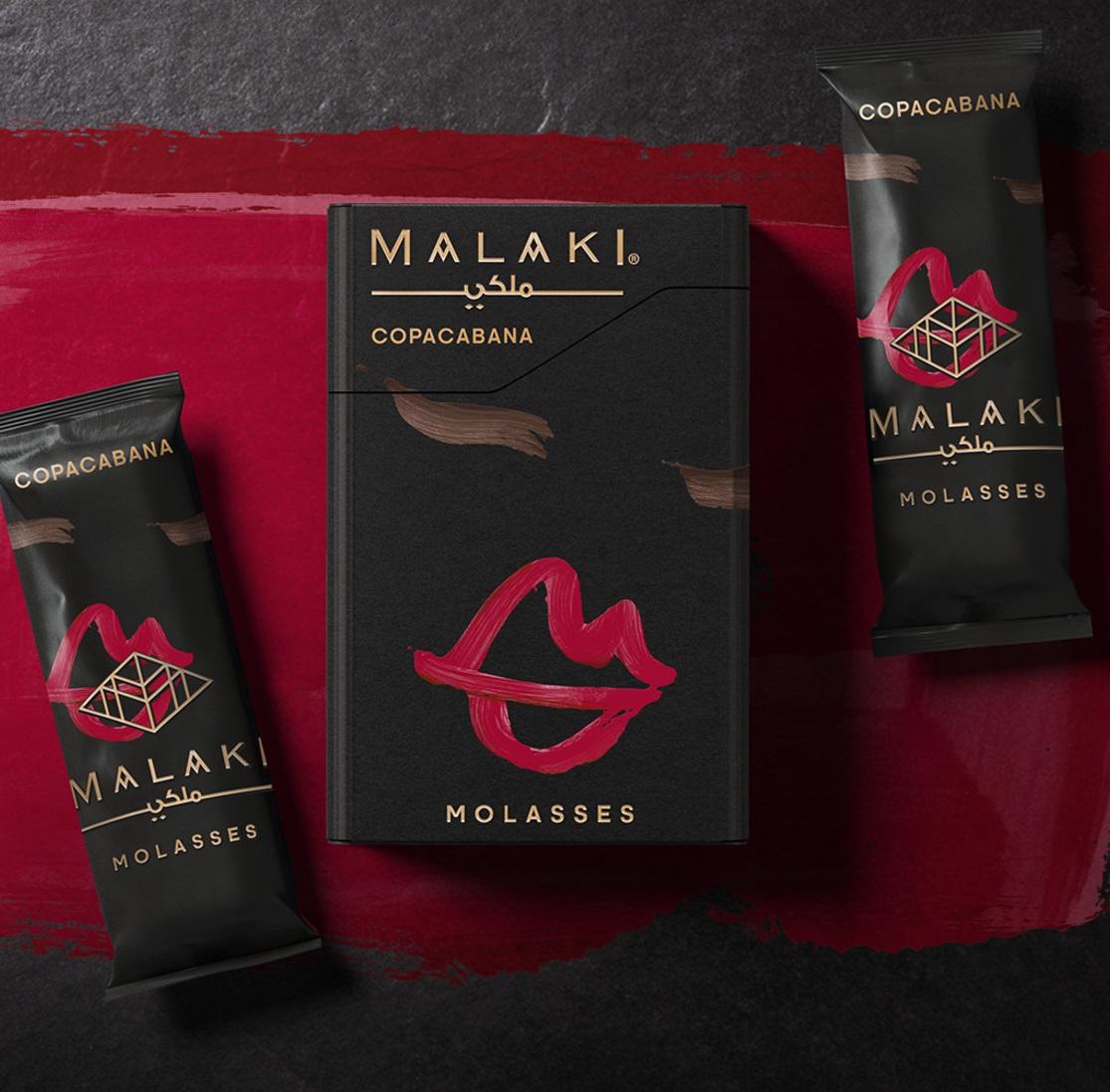 MALAKI / Copacabana(Berry系のMix、個々の香りやMixのバランスが絶妙)