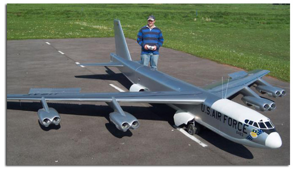 Classification of Scale RC Airplanes