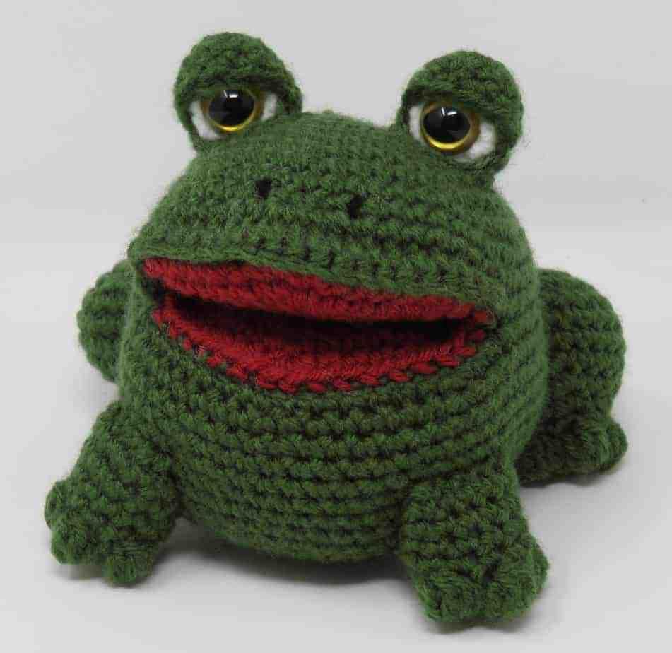 Funny Croc Frog amigurumi pattern | Amigurumi modelleri, Hayvan ... | 3084x3175