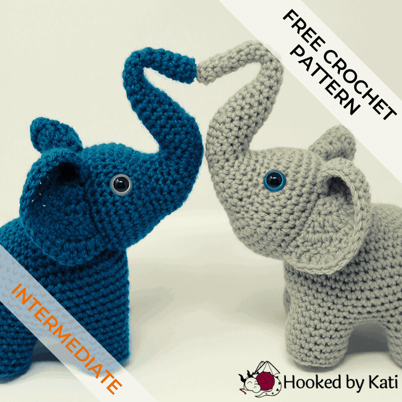 How To Crochet Elephant Edging - Pretty Ideas | 800x800