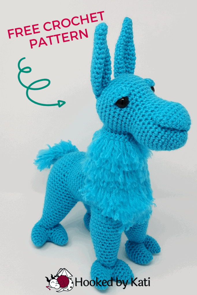 AMİGURUMİ LLAMA (free pattern) – Amigurumi Free Patterns And ... | 1024x683