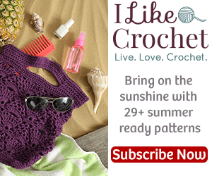 Subscribe to I like Crochet!