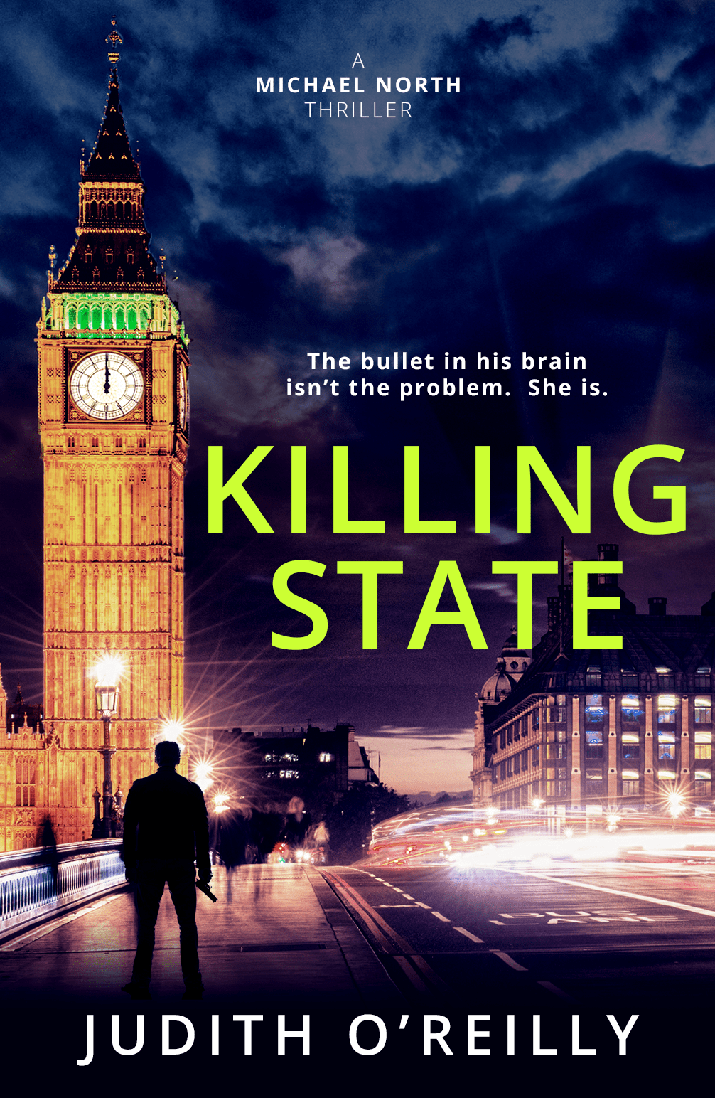 KIlling State Cover Image