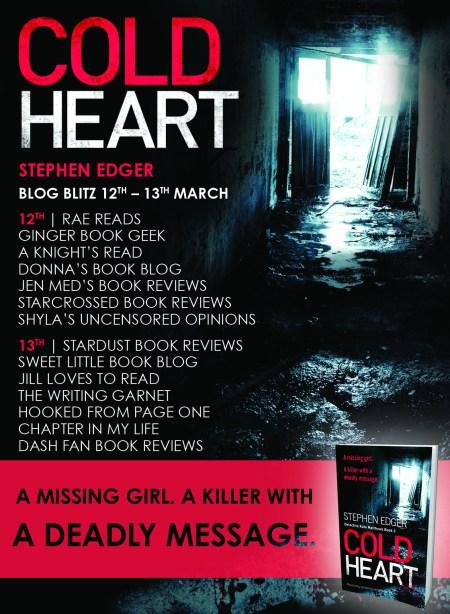 Cold Heart - Blog Tour