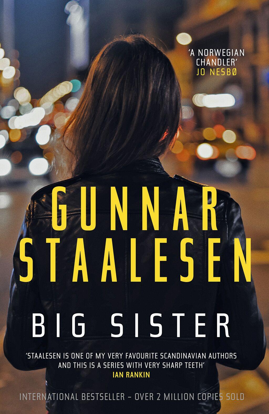 Big Sister Cover Image