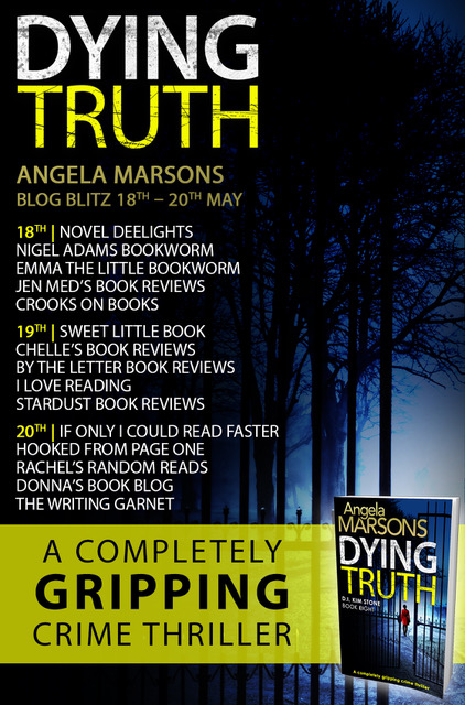 Dying Truth - Blog Tour