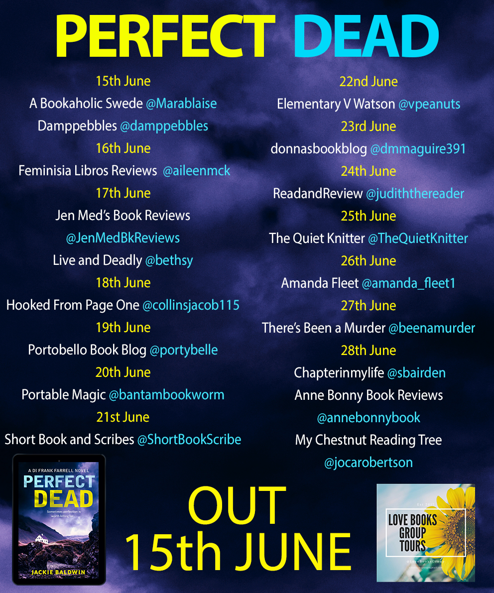 Perfect Dead Blog Tour graphic final
