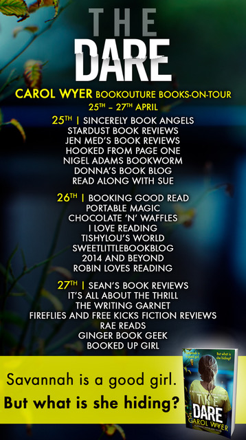 The Dare - Blog Tour