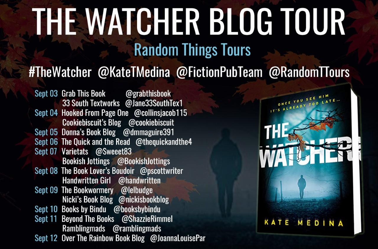 The Watcher BT Poster