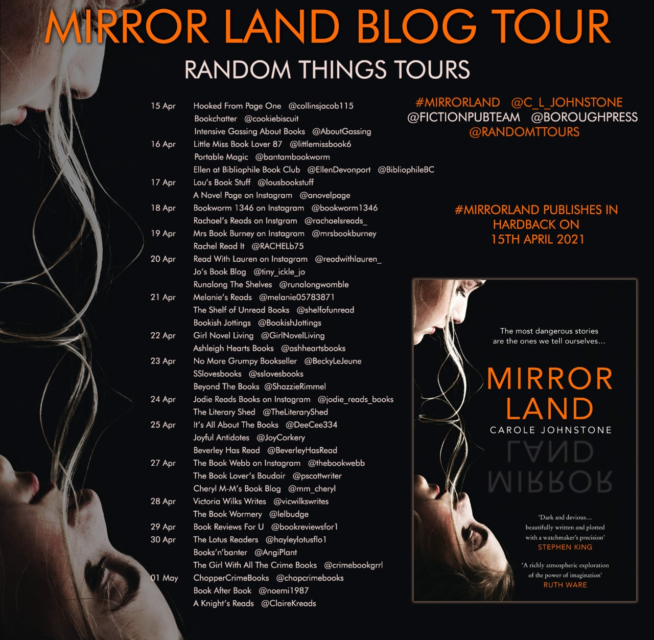 FINAL Mirrorland BT Poster