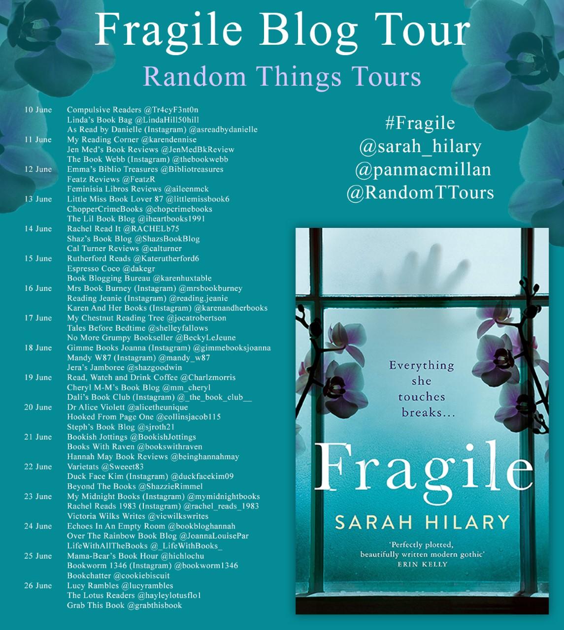 Fragile BT Poster