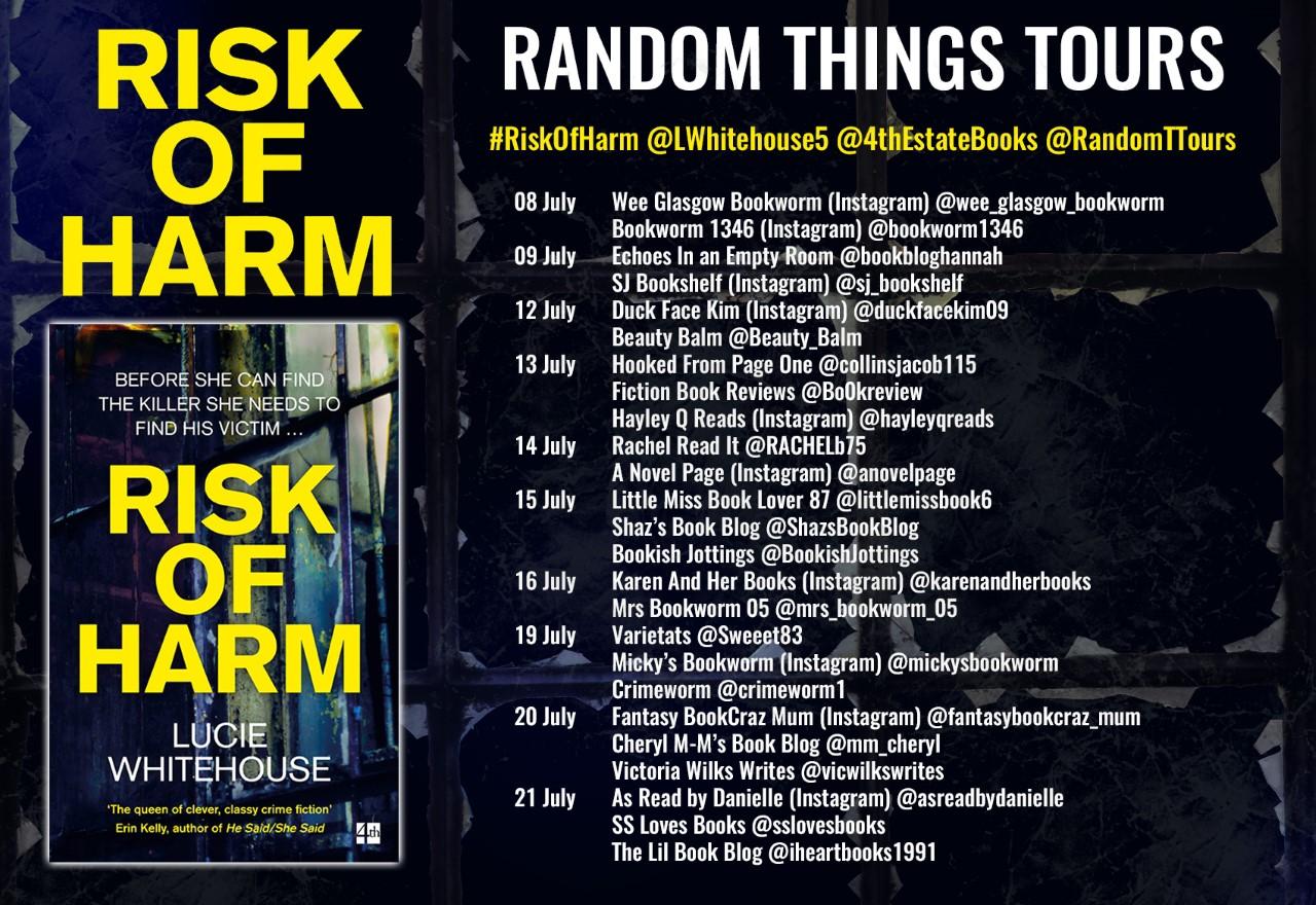 Risk of Harm BT Poster