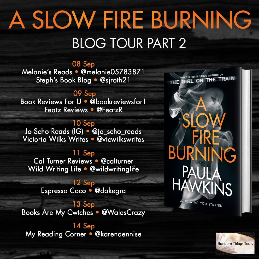 Slow Fire Burning 2 BT Poster