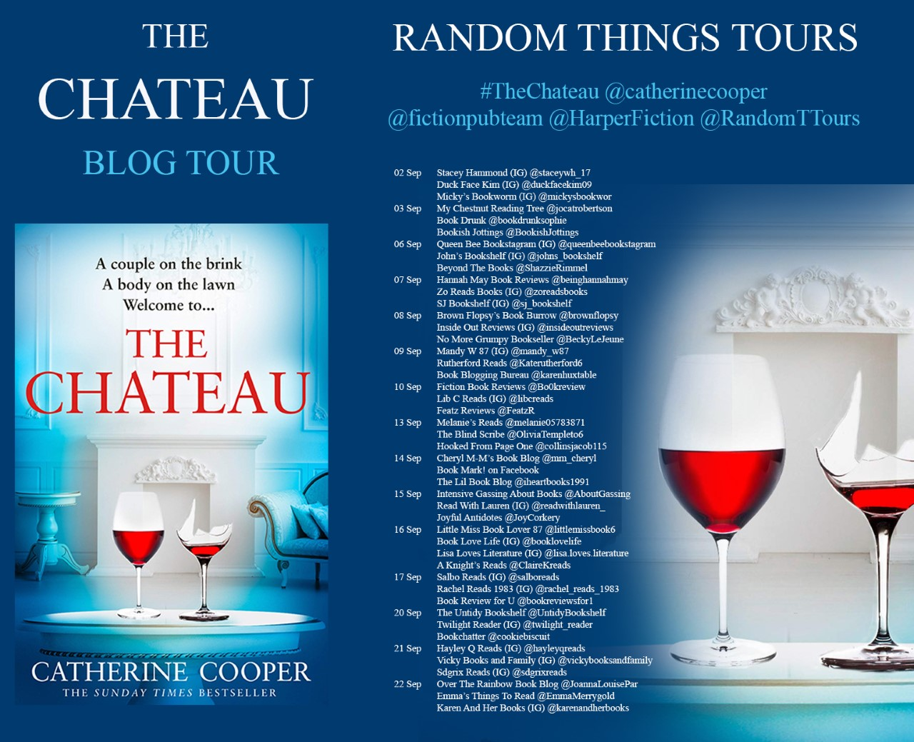 The Chateau BT Poster