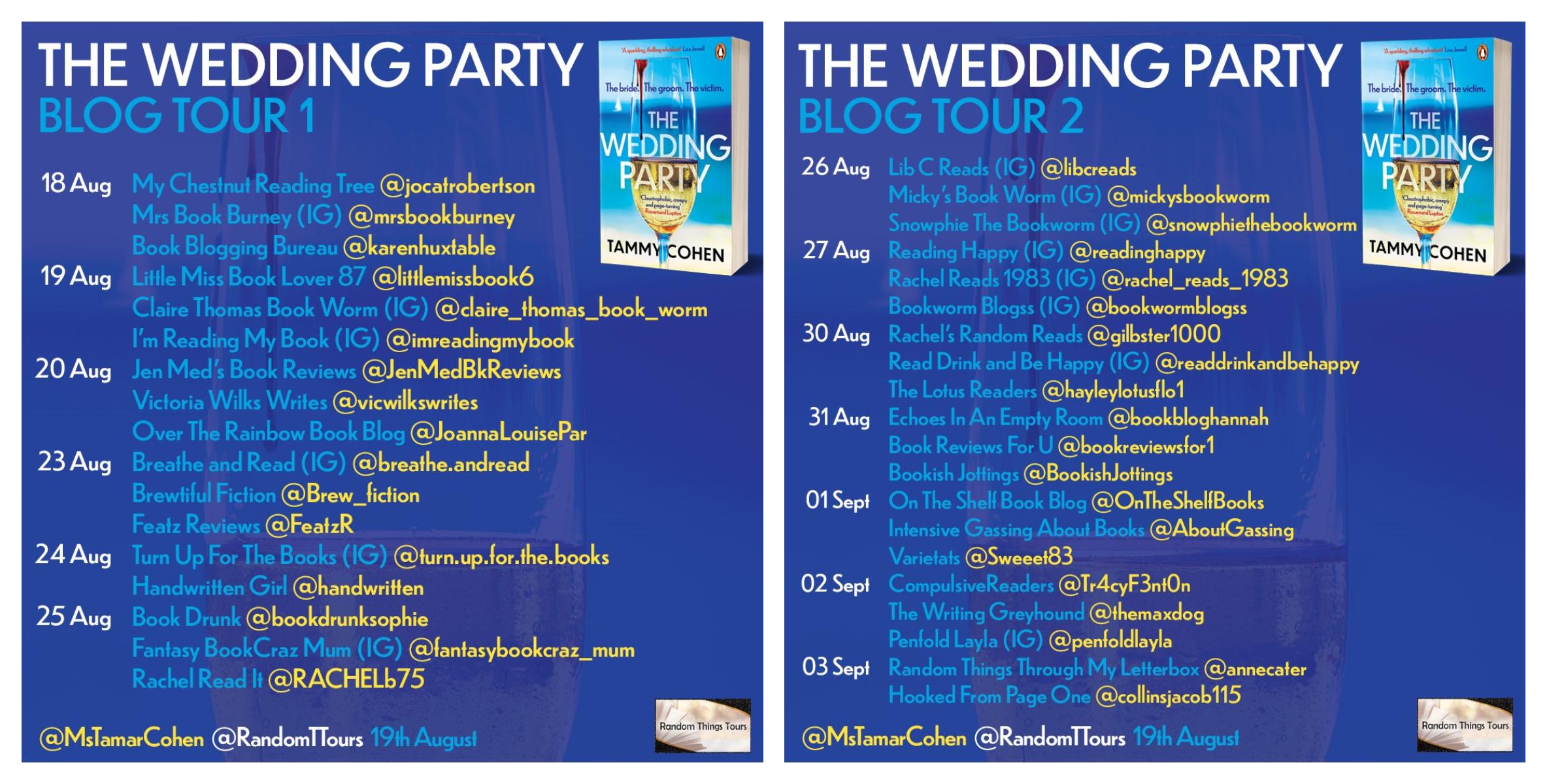 Wedding Party Full BT Posster