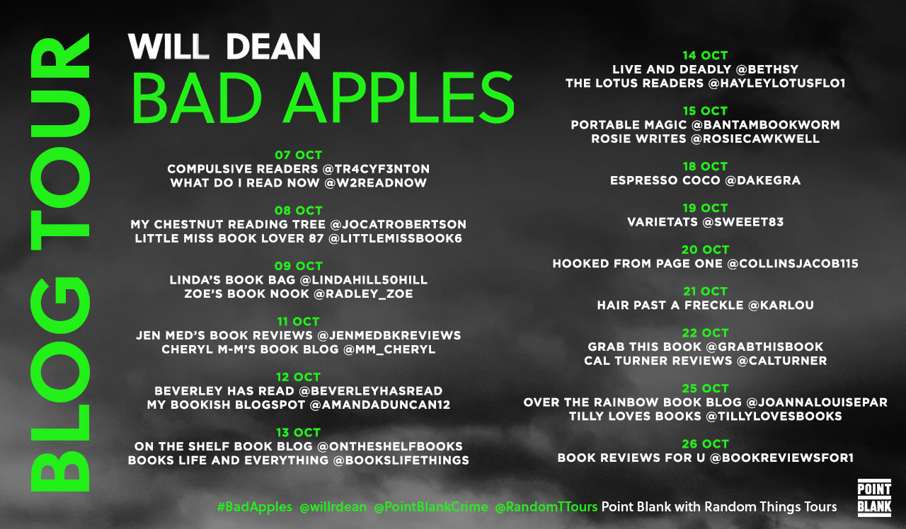 Bad Apples BT Poster