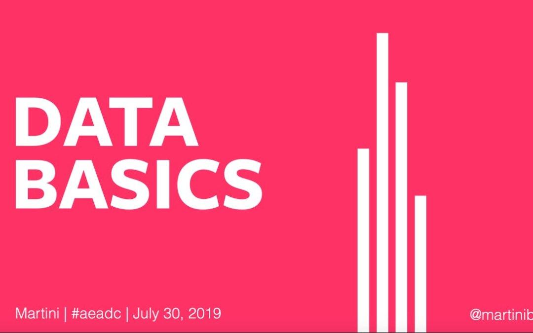 data-basics-an-event-talk-laura-martini