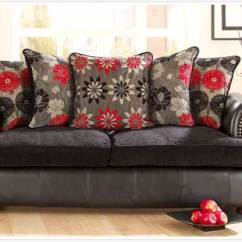 Sofa Covers For Leather Serta Heated Protector Giving Old Sofas A New Look With Slipcovers
