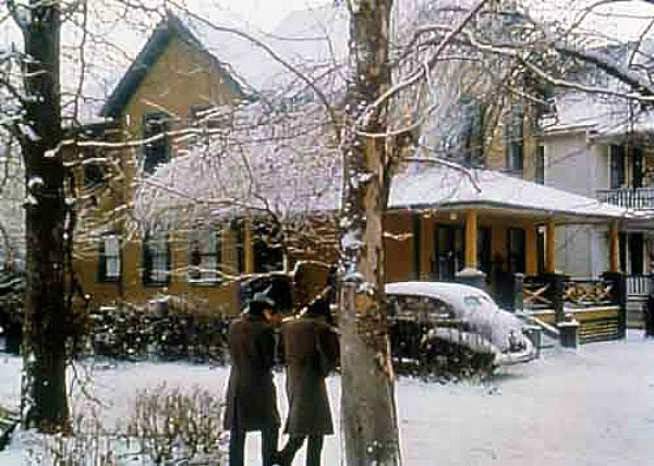 A Christmas Story Ralphies House