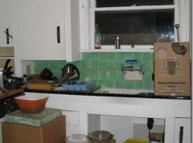 Before & After: A 1930s Bungalow Kitchen Makeover - Hooked ...