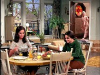 Mary Rhoda and Phyllis Mary Tyler Moore Show set