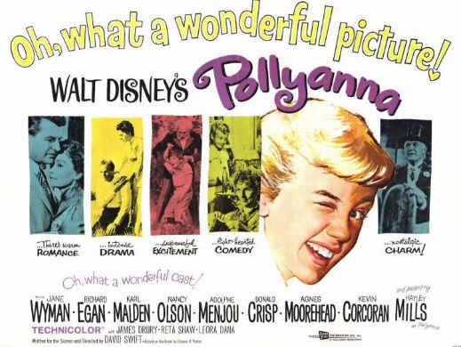 Image result for who played pollyanna