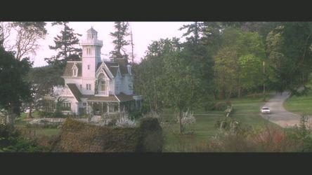 practical magic film garden owens wa movie whidby island roof jump victorian yard exterior