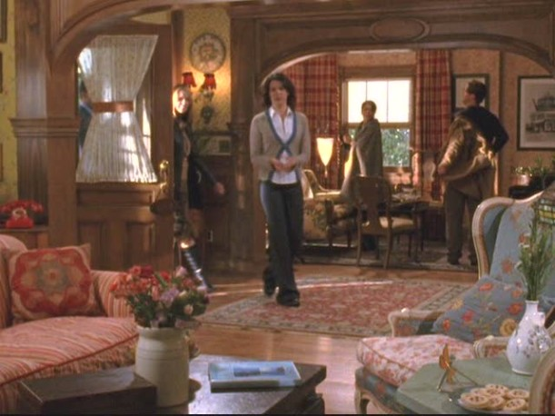 Gilmore Girls Dragonfly Inn And Stars Hollow