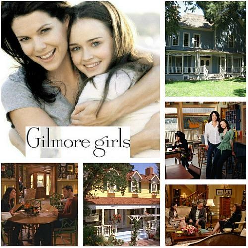 Gilmore Girls A Year In The Life Wallpaper Gilmore Girls Lorelai S House And The Gilmore Mansion