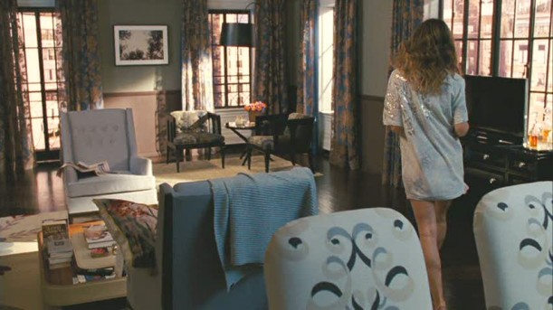 """Carrie And Big's Apartment In """"sex And The City 2"""