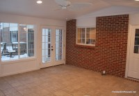 french doors & kitchen window in sunroom 12-10 - Hooked on ...