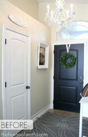 Turning a Coat Closet Into a MudroomLike Nook  Hooked on Houses