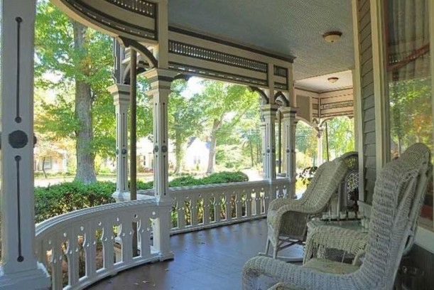 A Painted Victorian Featured In The Upcoming Disney Movie The Odd Life Of Timothy Green Coldwell Banker Action Realty